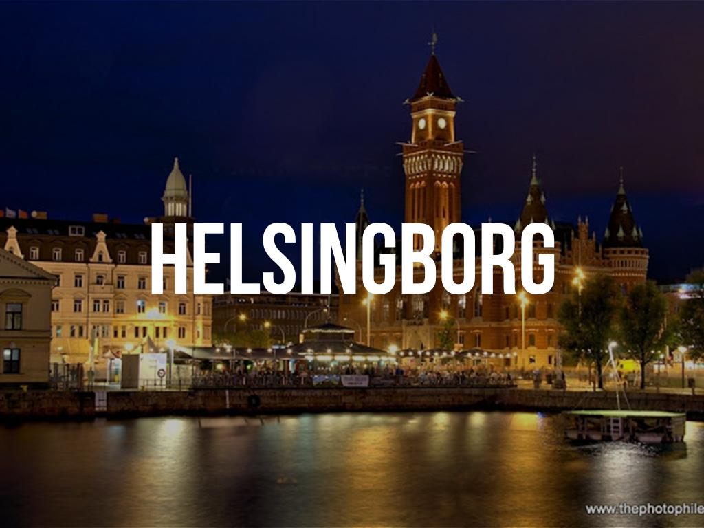 Helsingborg (Night)