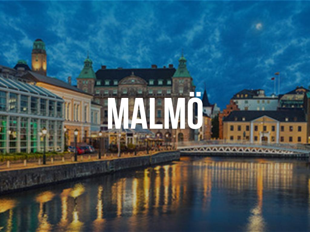 Malmö (Night)